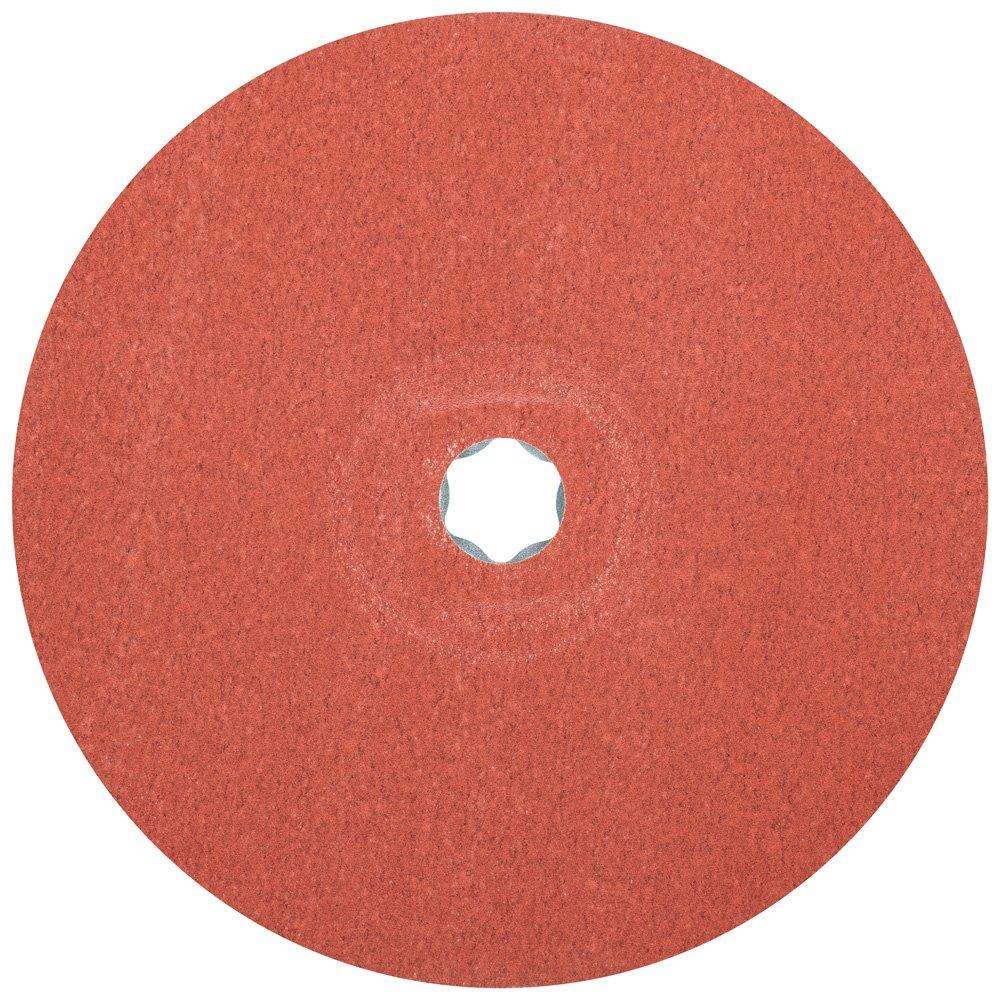 120 Grit Pack of 25 PFERD 40332 Combiclick Fibre Disc 7 Diameter 7 Diameter PFERD Inc. Aluminum Oxide A-Cool 8500 rpm