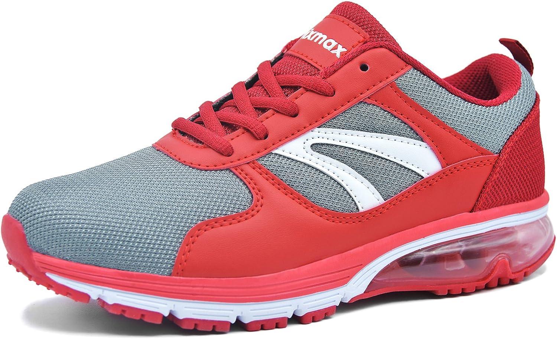 Knixmax Herren Damen Sportschuhe Bequem Turnschuhe Atmungsaktiv Running Sneaker Outdoor Fitnessschuhe Leicht Laufschuhe