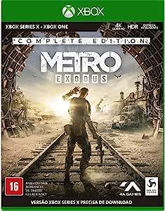 Metro Exodus. Complete Edition Xbox Series X