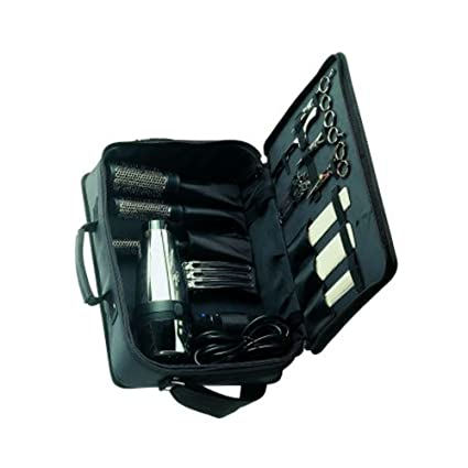 BORSA DA LAVORO PILOT LABOR valigia parrucchiere porta accessori spazzole  phon  Amazon.it  Bellezza 5a3bb133e5b