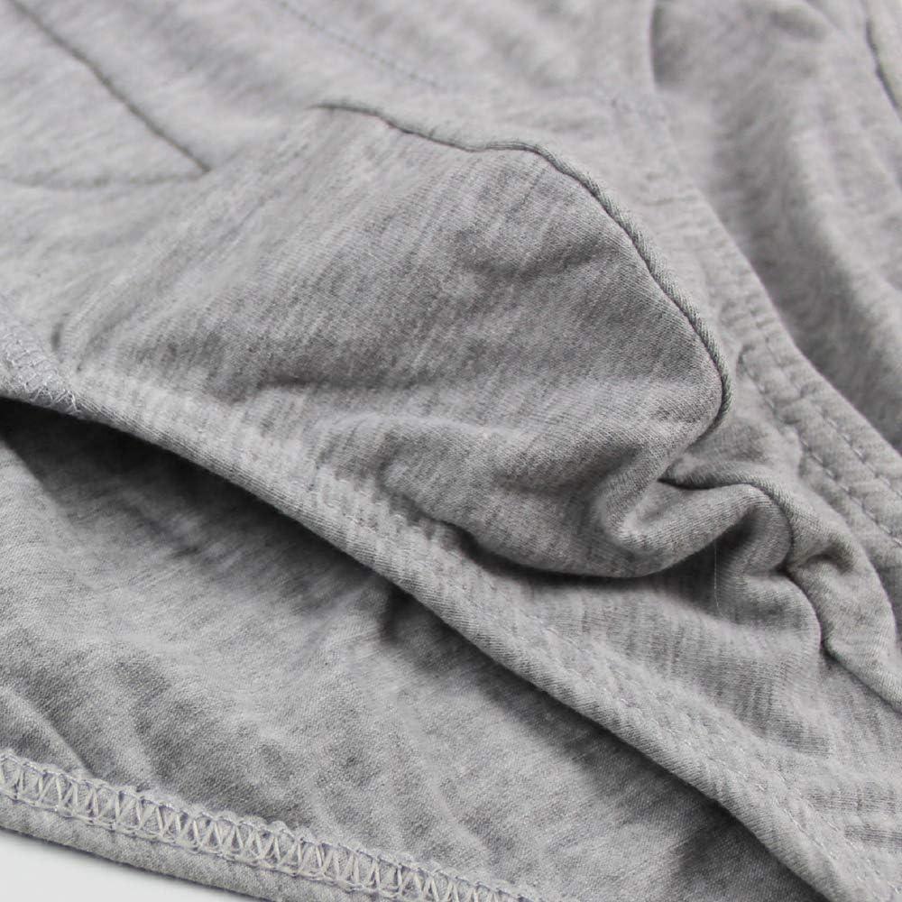 Nightease Slip da Uomo in Cotone 5-Pack Mutande Bikini Biancheria Intima con Colori Assortiti