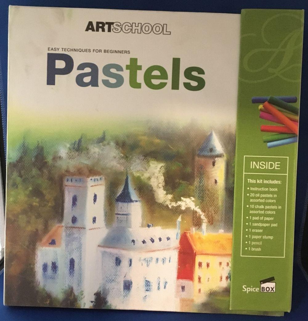 Art School - Pastels