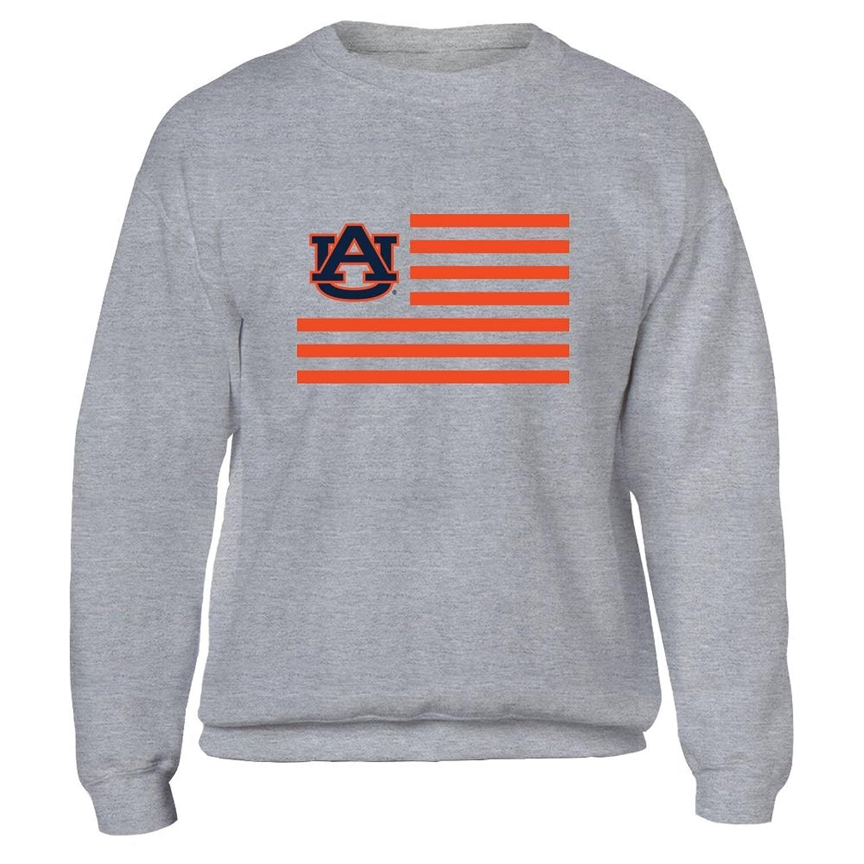FanPrint APPAREL メンズ B0785XLYW7 Crewneck Sweatshirt Grey 3L