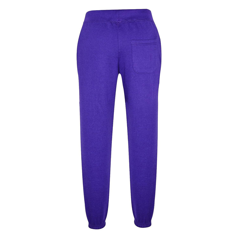A2Z 4 Kids/® Bambini Ragazzi Ragazze Joggers Jogging Pantaloni Tuta Bottom Fleece Casuale Pantaloni Nuova Et/á 2 3 4 5 6 7 8 9 10 11 12 13 Anni
