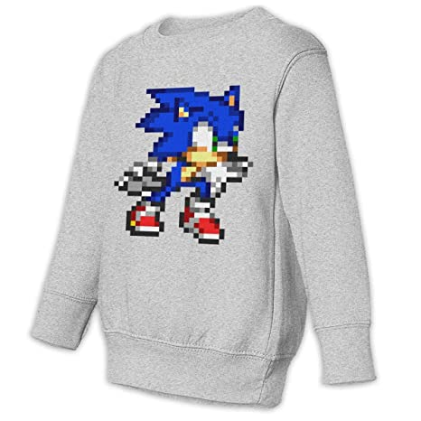 Sweatshirts Ciciart Sonic The Hedgehog Hooded Kids Girls Boys Hoodie Sweatshirt Unisex Classic Sweatshirt Toddler Kids Sweatshirt Long Sleeve Fleece Pullover Novelty Novelty Novelty More