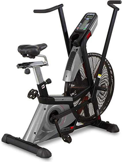 BH Fitness - Bicicleta Estática Cross 1100 (Bicicleta): Amazon.es ...
