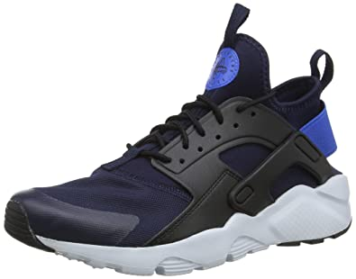 NIKE Air Huarache Run Ultra GS, Chaussures de Running Compétition Homme, Multicolore (Obsidian