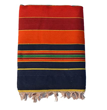 Mandhania Solapuri Carpet/Galicha 100% Cotton - 1 (Multicolor Size 56 inch x 86 inch)