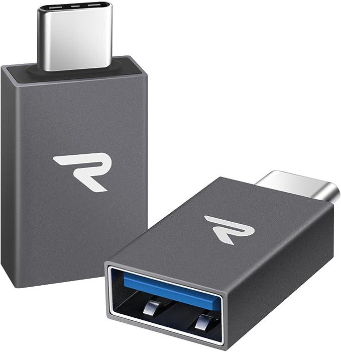 Rampow USB C Adapter, USB 3.1 Gen 1, OTG C Adapter: Amazon.de: Computers & Accessories