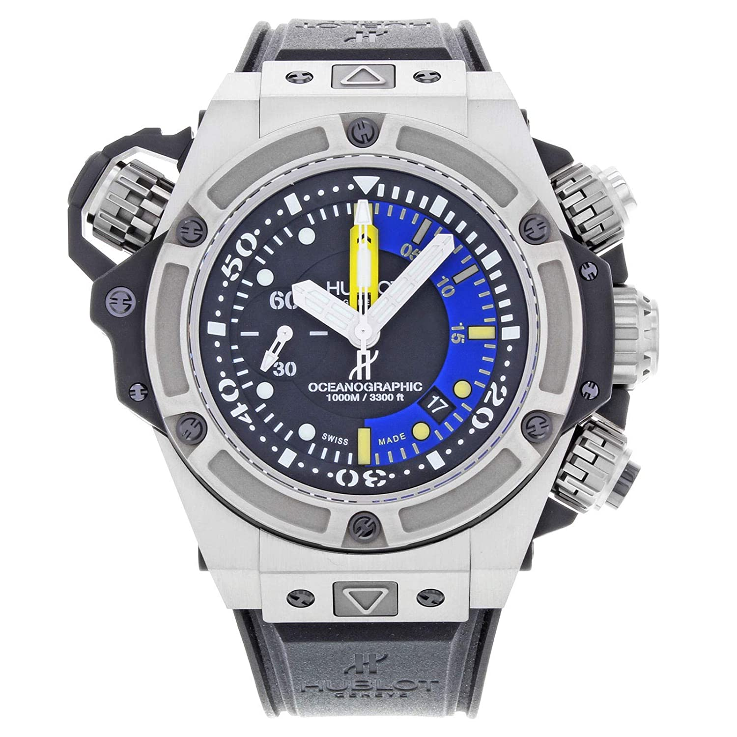 Amazon.com: Hublot Big Bang Automatic-self-Wind Male Watch 732.NX.1127.RX (Certified Pre-Owned): Hublot: Watches