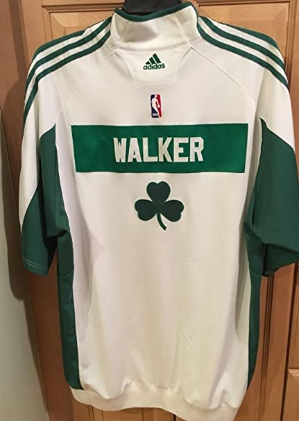 12645640d4f 2009-10 Bill Walker Game Worn Boston Celtics White Warm-Up Jacket NBA at  Amazon s Sports Collectibles Store