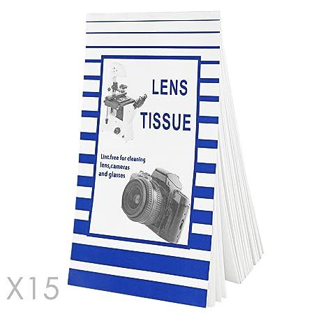 Neewer® Lente de Cámara de Gamuza & Juego De Toallas: 15 Cuadernos ...