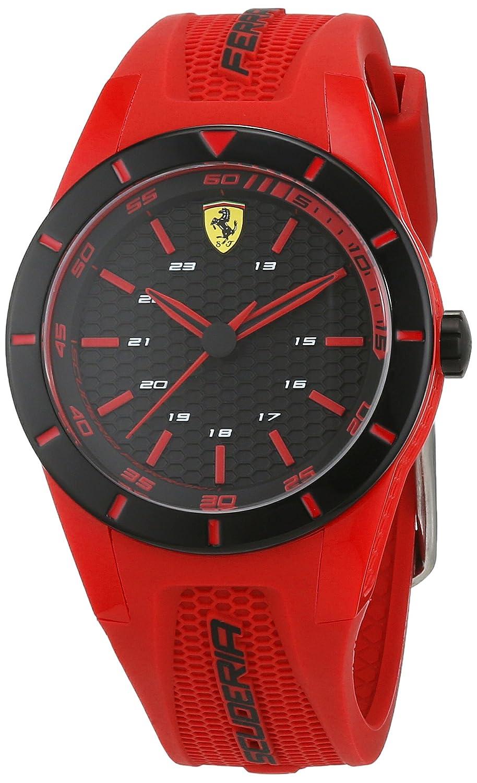 Scuderia Ferrari Herren-Armbanduhr Datum Klassisch Quarz 840005