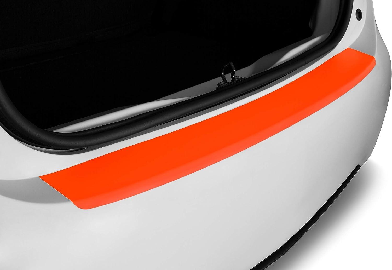 Luxshield Ladekantenschutz Folie Komplettset Zoe Bfm I 2012 2021 Stoßstangenschutz Kratzschutz Lackschutzfolie Transparent Glänzend Selbstklebend Auto