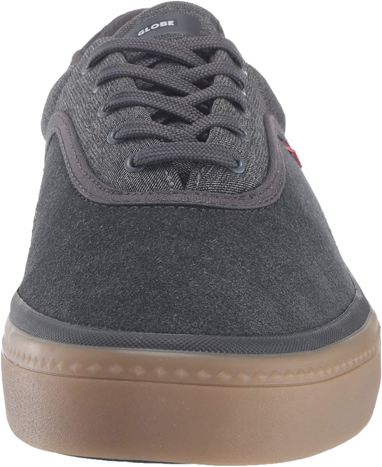 Globe Men's Sprout Skate Shoe Charcoal/Chambray/Gum