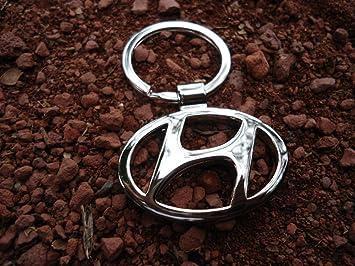 Llavero Logo Hyundai Nuevo!: Amazon.es: Coche y moto