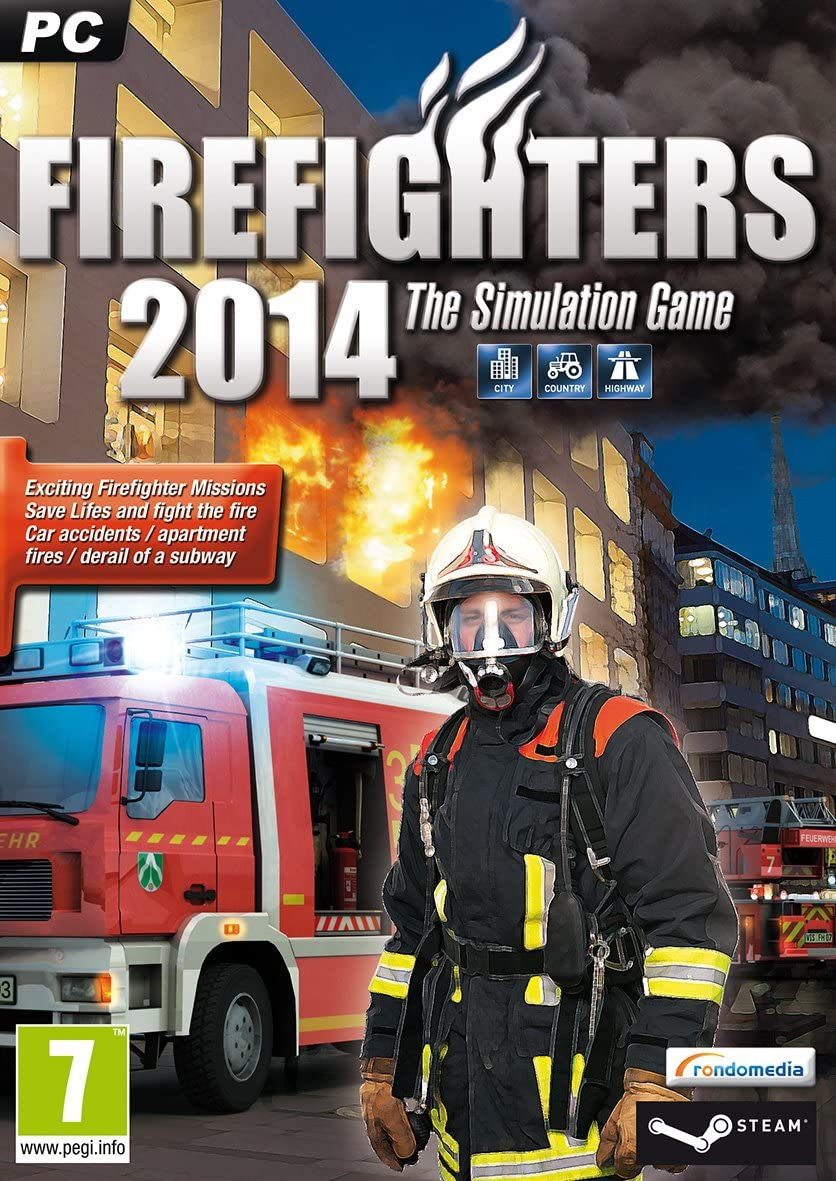 Firefighters 2014 The Simulation Game Online Game