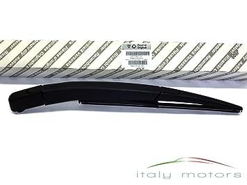Original Fiat Grande Punto (Abarth) trasero Limpiaparabrisas Limpiaparabrisas - 55701469: Amazon.es: Coche y moto
