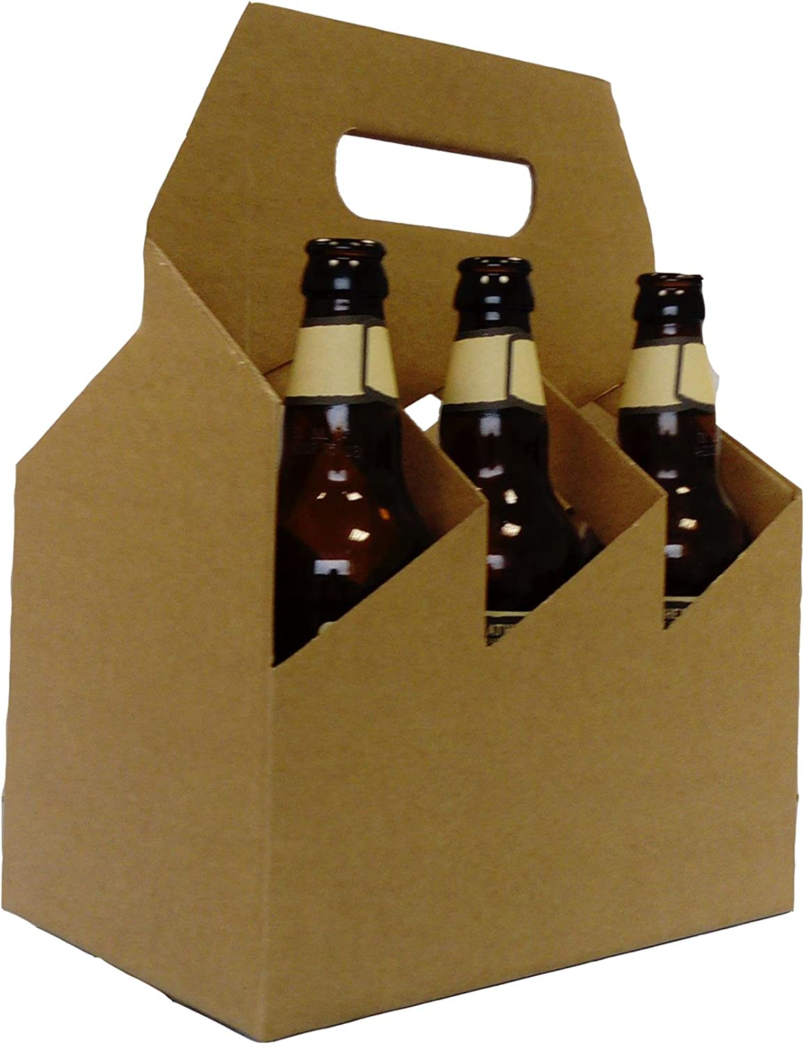 50 x ale botella Carrier (marrón)