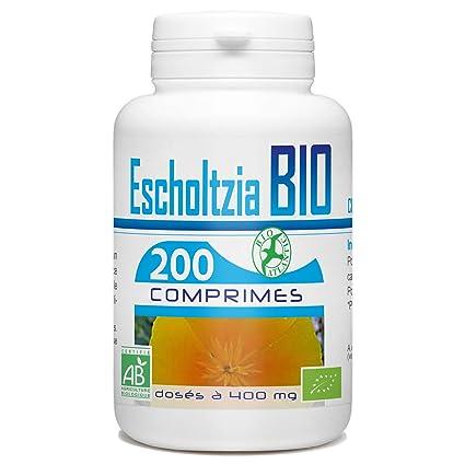 Escholtzia Bio 200 comprimidos: Amazon.es: Salud y cuidado personal