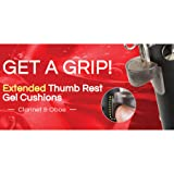 Clarinet/Oboe Thumb Gel Cushion with Extended