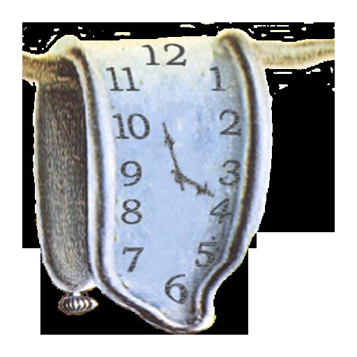 (Melting Clock by Salvador Dali)