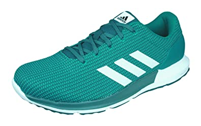 super popular 762ec 80825 adidas Cloudfoam Cosmic Herren LauftrainerSchuhe-Green-42.67