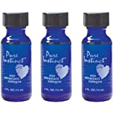 Pure Instinct 3 Pack - Pheromone Infused Perfume/cologne by Therdraiss