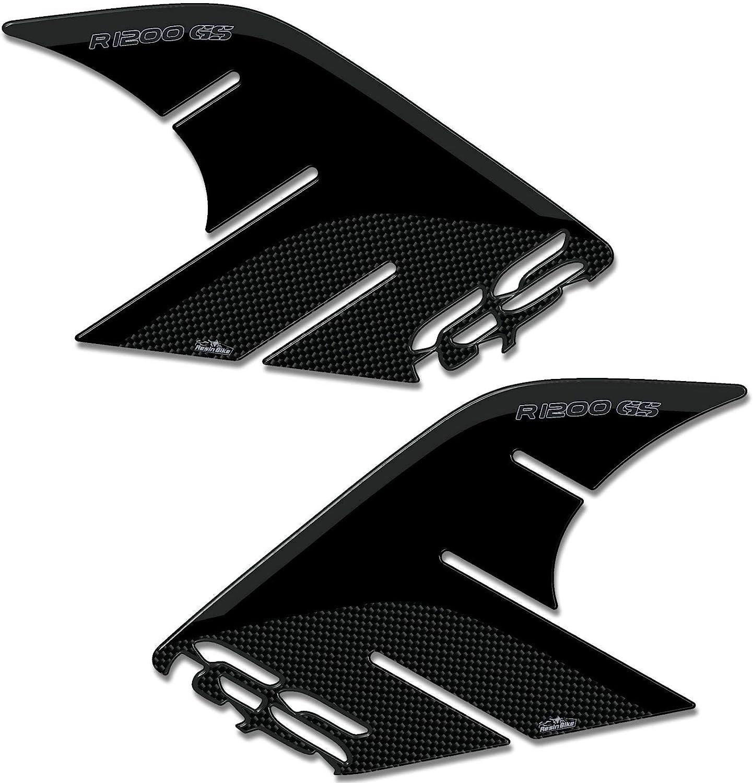 Adesivi 3D Protezioni Laterali compatibili con BMW R 1200 GS 2013-2016