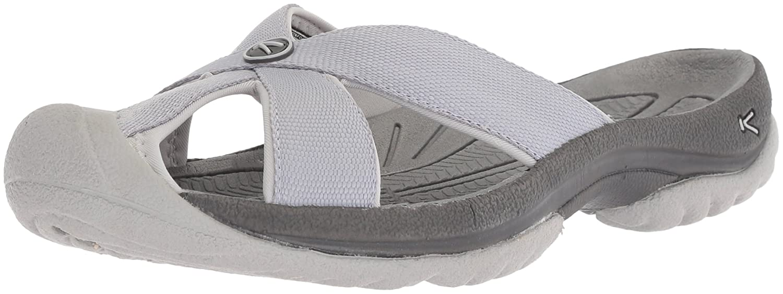 KEEN 1010987, Damen Sandalen grau One Size Keen Footwear BALI-W