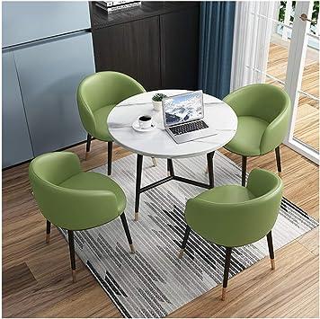 Combinazione Di Tavolo E Sedia Da Pranzo Mobili Moderni E Minimalisti Set 1 Tavolo 4 Sedie