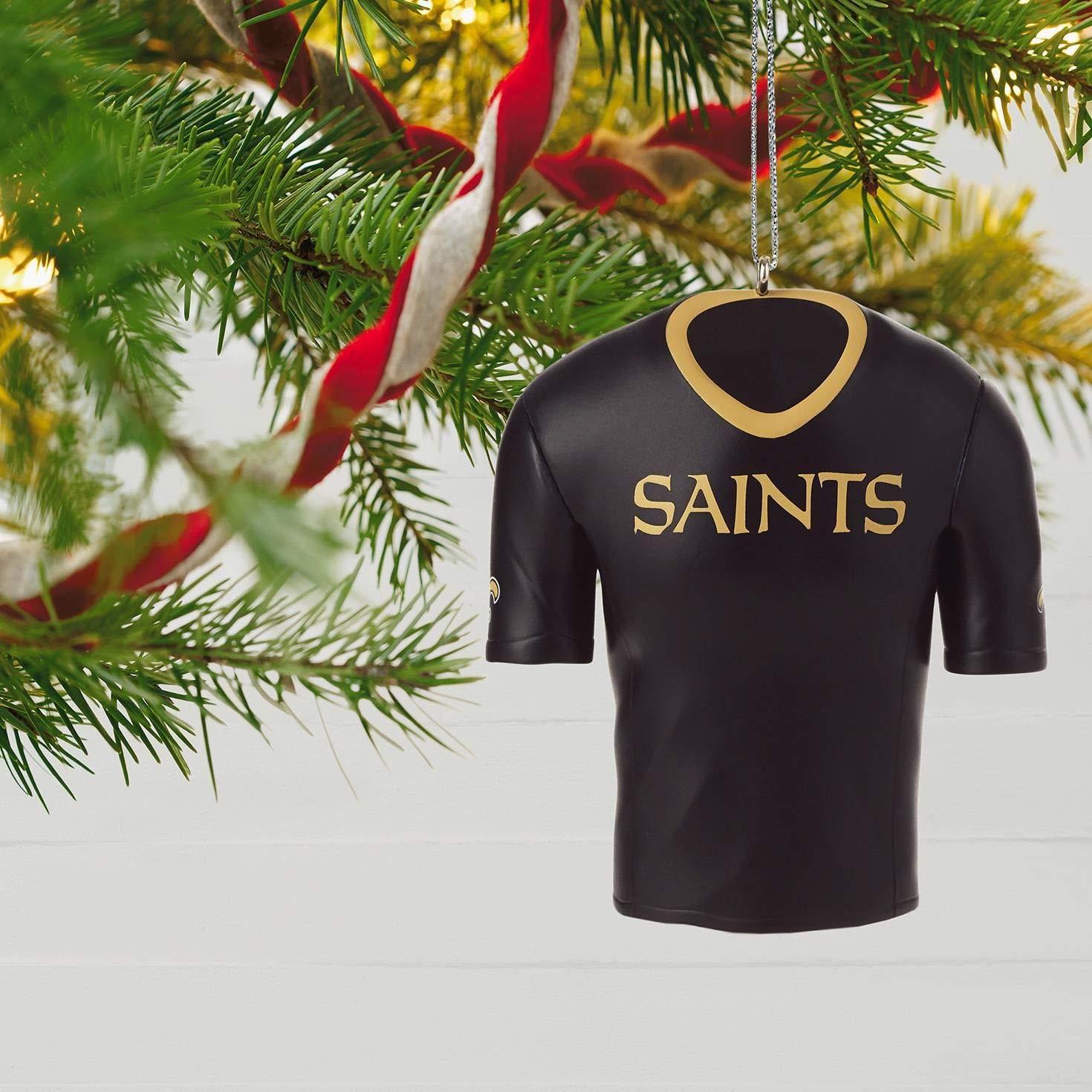 Hallmark New Orleans Saints Jersey Ornament Sports /& Activities,City /& State