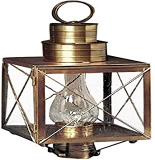 product image for Brass Traditions 210 SXDC Large Post Lantern 200 Series, Dark Antique Copper Finish 200 Series Post Lantern