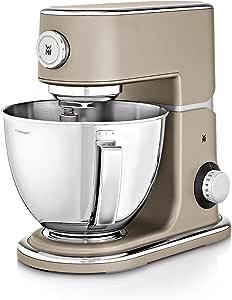 WMF 04 1632 0061 - Robot de cocina (Acero inoxidable, 50/60 Hz, Acero inoxidable, Masa, Mezcla): Amazon.es: Hogar