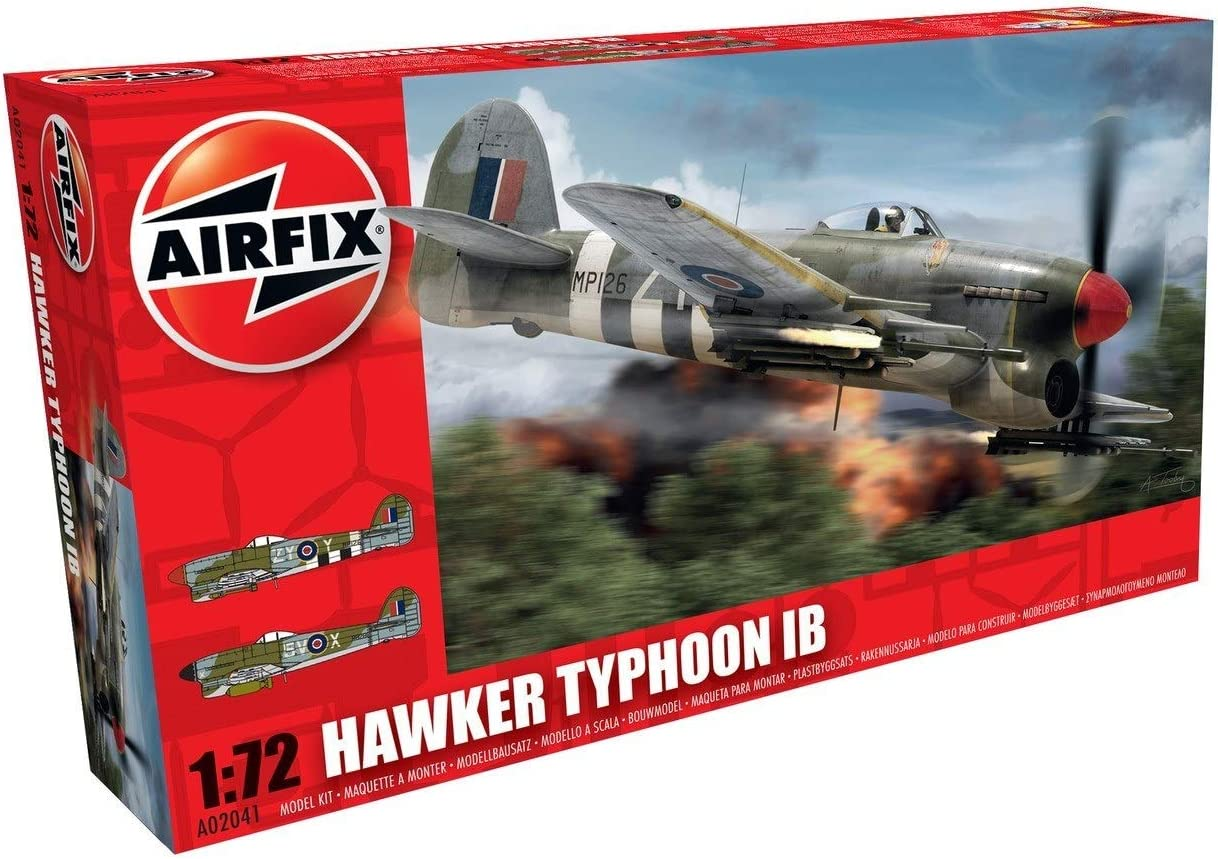 Review: Cockpit Instrument Decals: Hawker Typhoon 1B | IPMS/USA ... | 861x1229