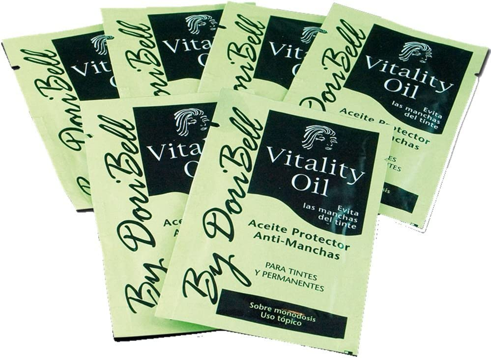 Aceite Protector del Tinte Vitality Oil Sobre 6 ml. (1): Amazon.es ...