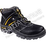Delta Plus Platine S1P - Mens Work Safety Boot Composite Not Steel Toe & Midsole