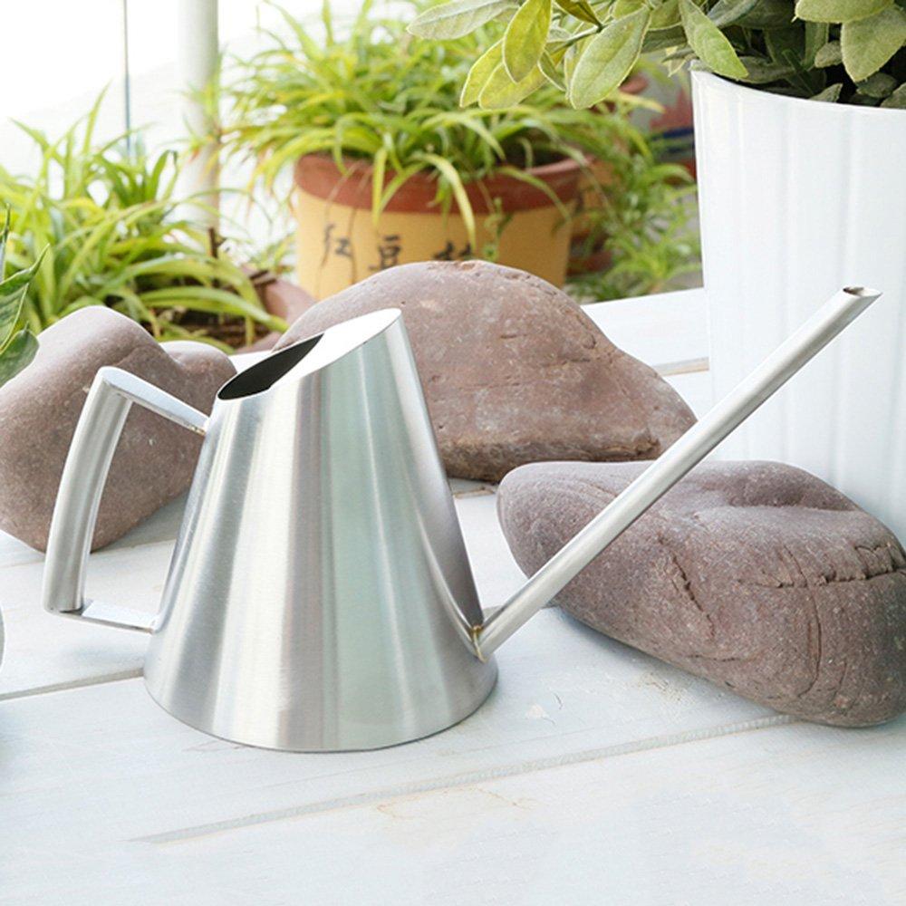 Gregarder Stainless Steel Watering Can Pot, 400ML by Asvert (Image #8)