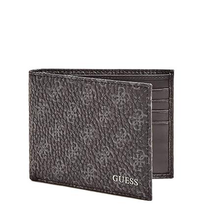 design di qualità d762d a0119 portafoglio uomo guess amazon