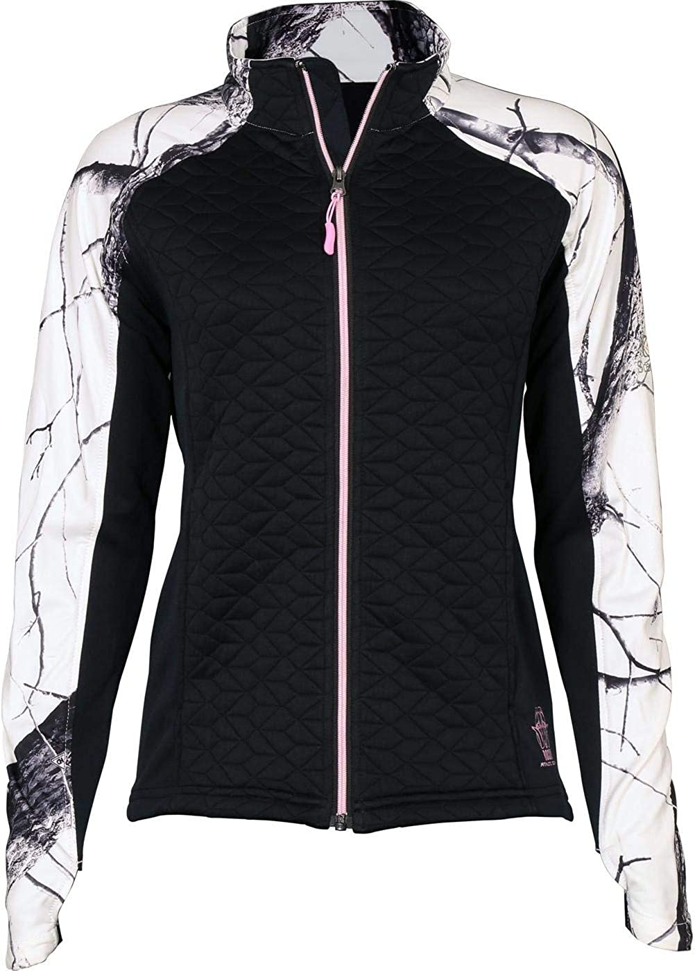 Rocky Womens Quilt-Knit Jacket