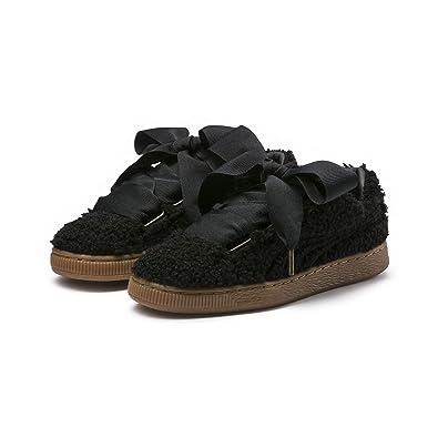huge discount 138bc 13843 Amazon.com: Buty Puma Basket Heart Teddy 367030 02 - 7: Shoes