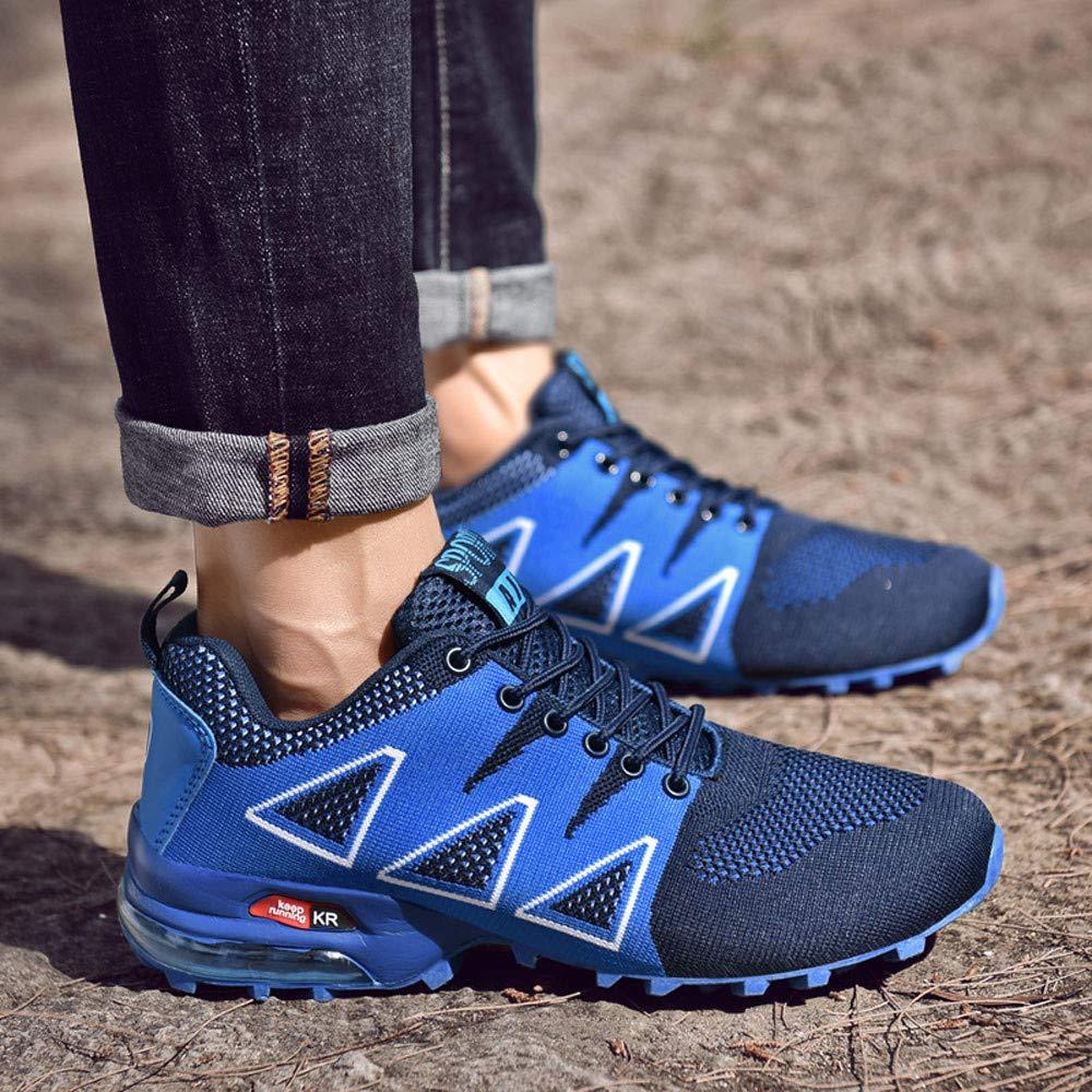 Chaussure Homme Sneakers Boots s/écurit/é Ville d/écontract/ées Chaussures de Sport /à Capuche antid/érapantes pour Hommes