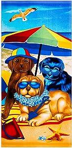JYK Beach Towel Beach Chair Towel 28