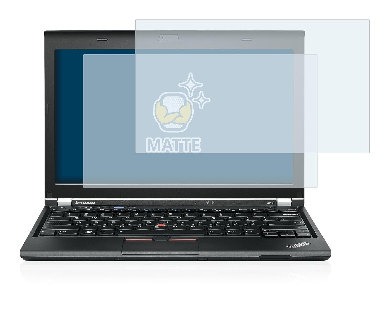Anti-Reflex BROTECT Schutzfolie Matt f/ür IBM Lenovo ThinkPad X230 2er Pack