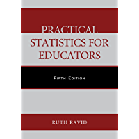 Practical Statistics for Educators (English Edition)