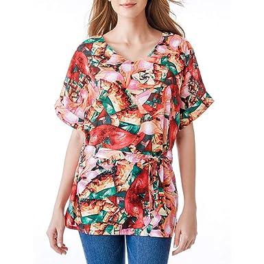 Très Shirt T Manche Icerber Été Femme Mode Nouveau Courte Tee CsrtQxBhd