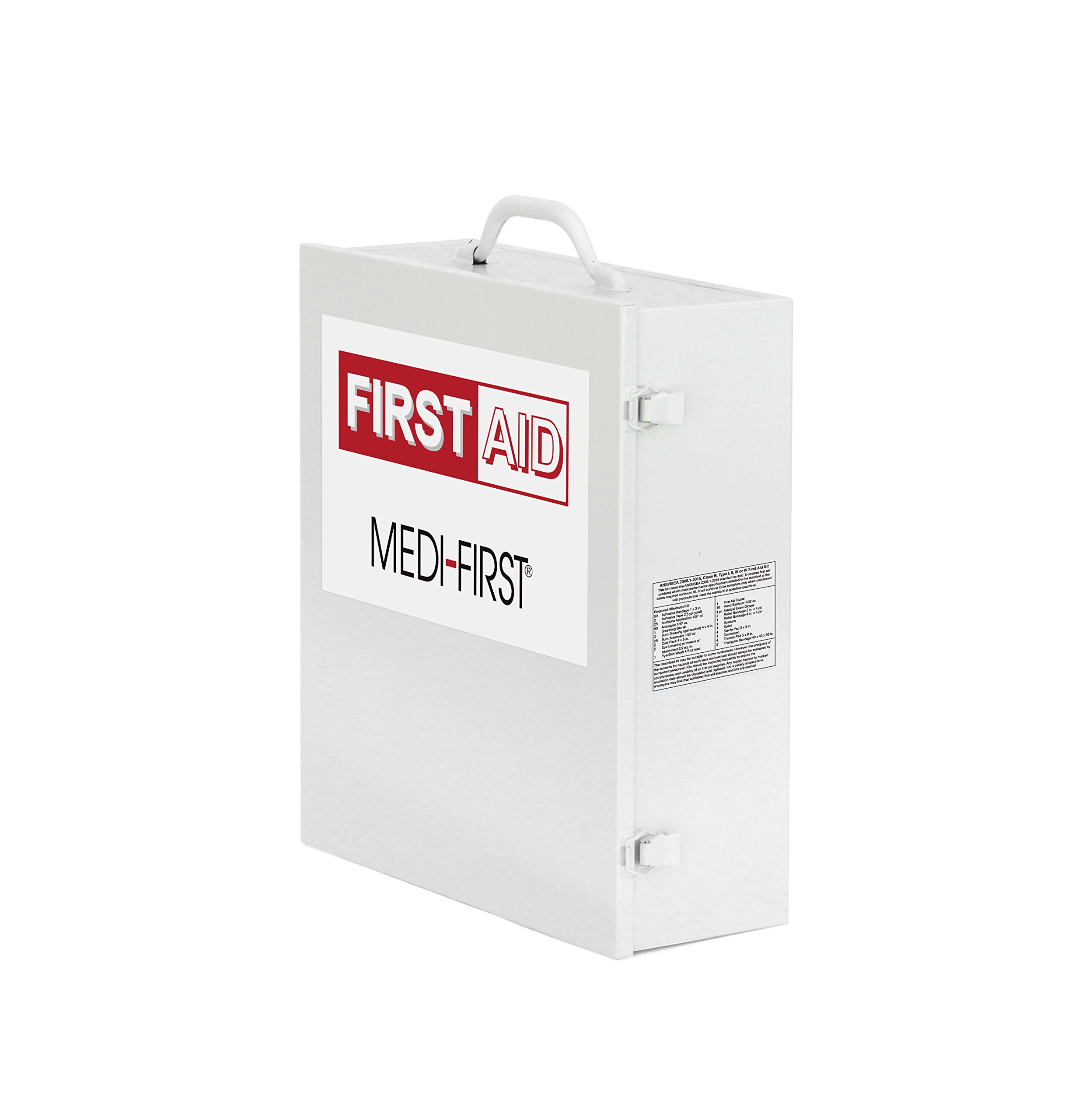 Medique Products 745ANSI Filled Three Shelf First Aid Kit by Medique (Image #2)