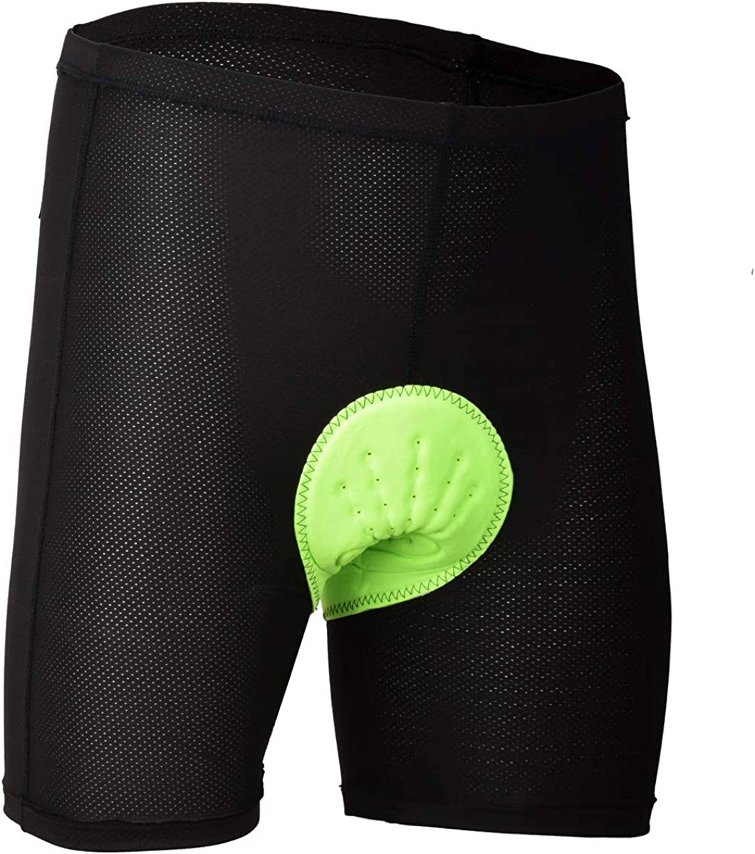 LONG AO 3D Gel Pad Cyling Shorts Breathable Quick Dry for Mens