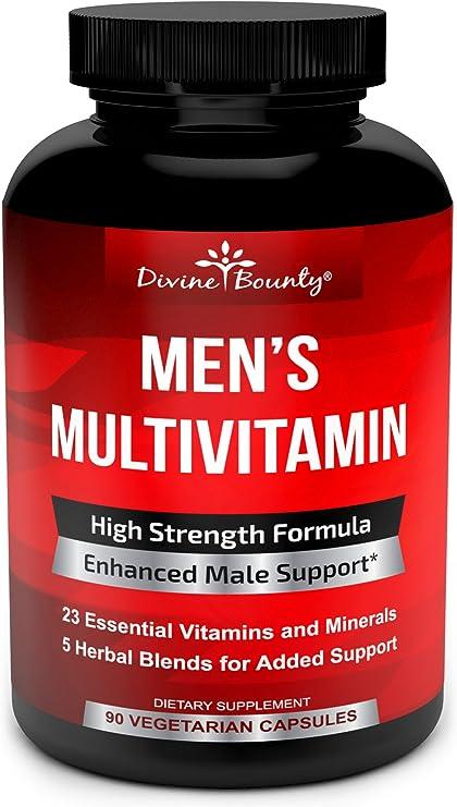 multivitaminas masculinas