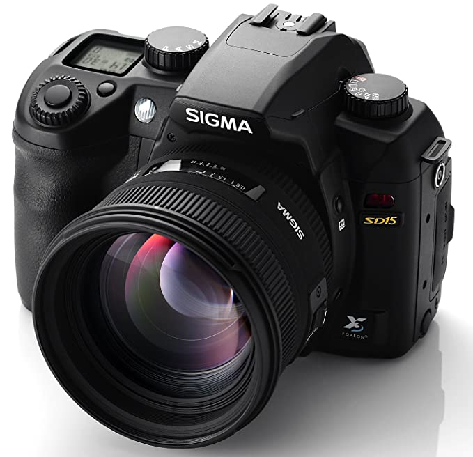 Amazon.com: Sigma SD15 14 MP X3 Foveon CMOS cámara réflex ...